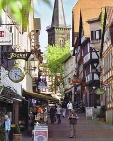 Grünberger Altstadt